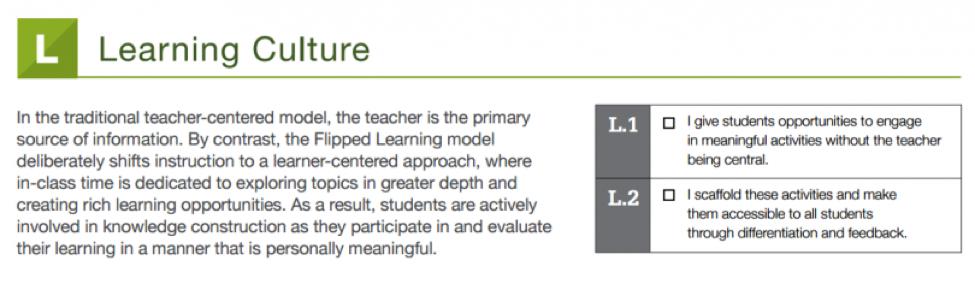FLIP: Learning Culture